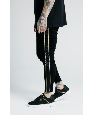 Sik Silk x Dani Alves Skinny Rope Denim