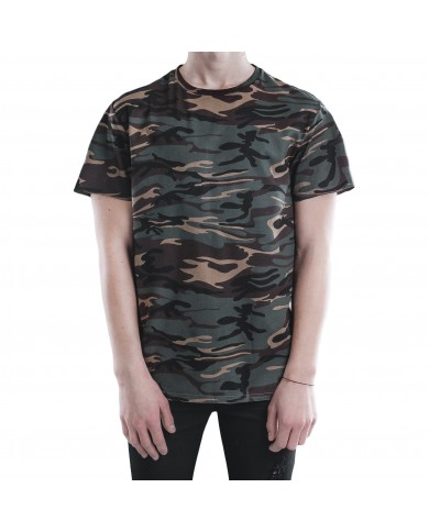 Goldie Vision Camo Tee