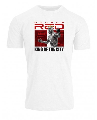 Double Red King Of The City White