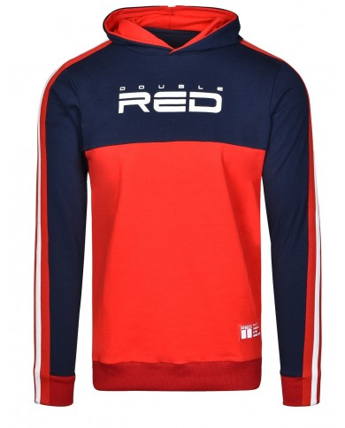Double Red Sweatshirt OUTSTANDING Dark Blue/Red