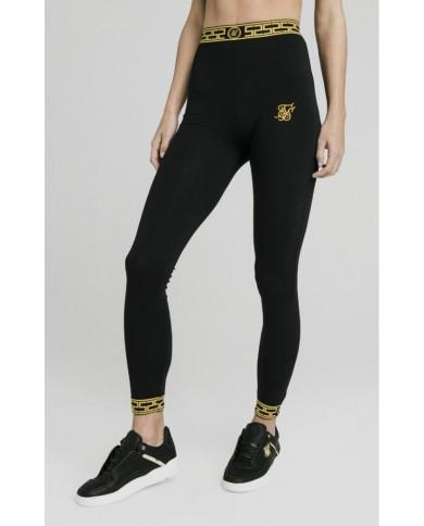Sik Silk Luxury Cuff Leggings Black