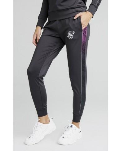 Sik Silk Runner Track Pants Nine Iron