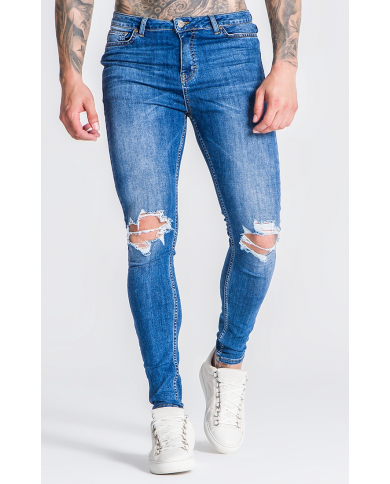 Roone Roman Medium Blue RR Jeans