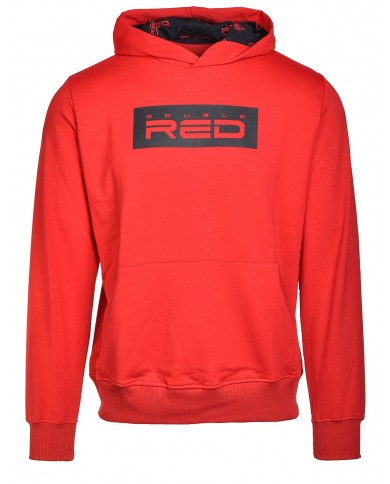 Double Red Hoodie
