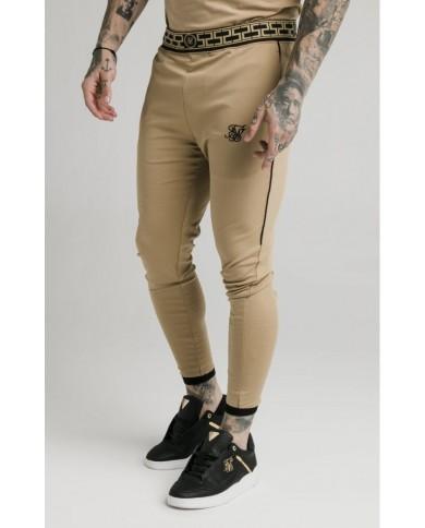 Sik Silk Scope Track Pants Beige