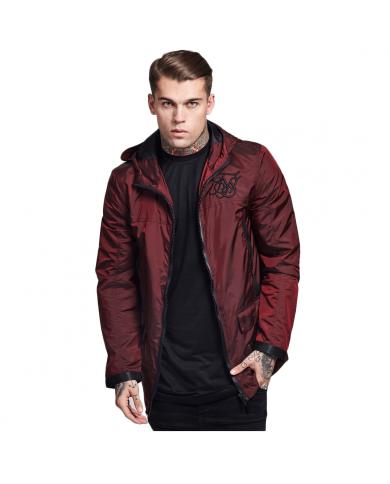 Sik Silk Vapour Burgundy Jacket