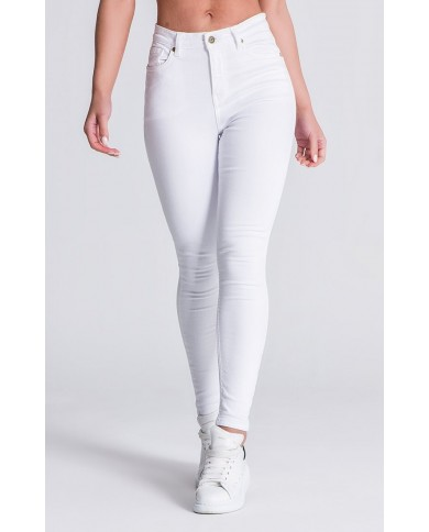Gianni Kavanagh White Diamond Collection Jeans